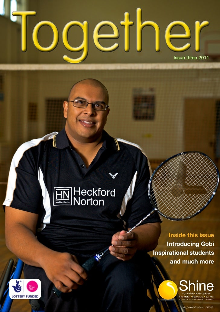 Together    Issue three 2011           Inside this issue          Introducing Gobi     Inspirational students            a...
