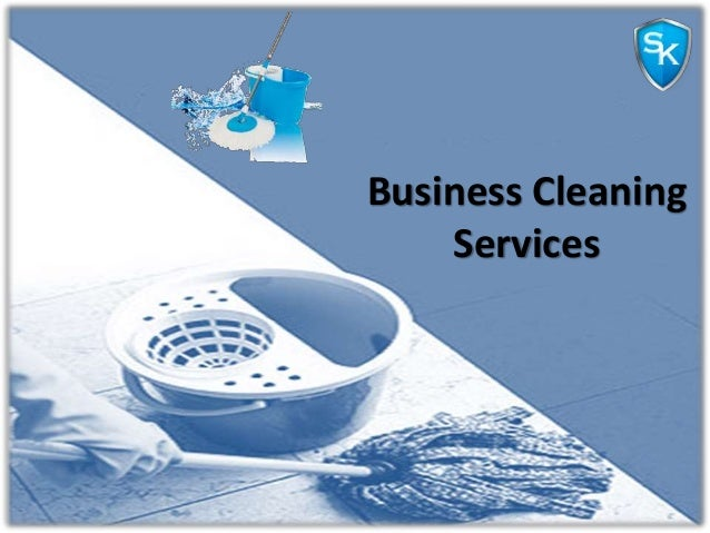 Business Cleaning Services