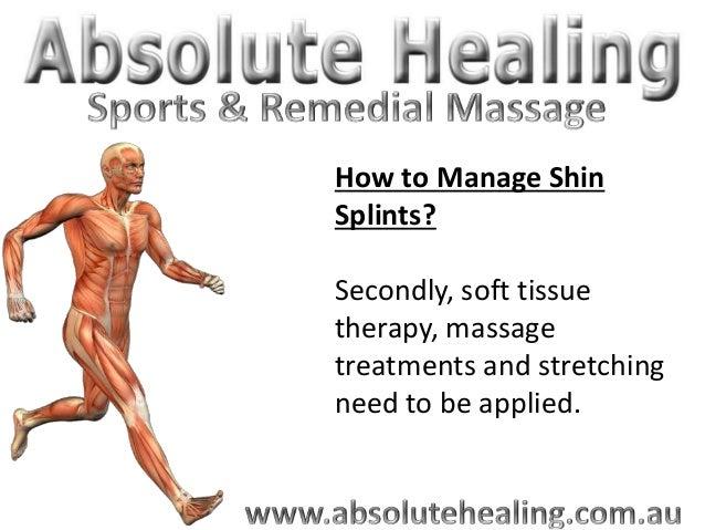 sports massage sydney - shin splints, Human Body