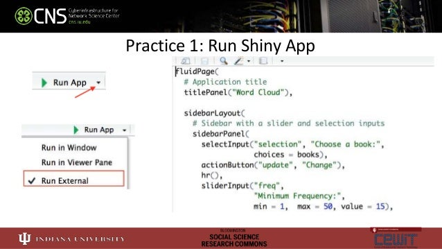 Building Shiny Application Series - Layout and HTML