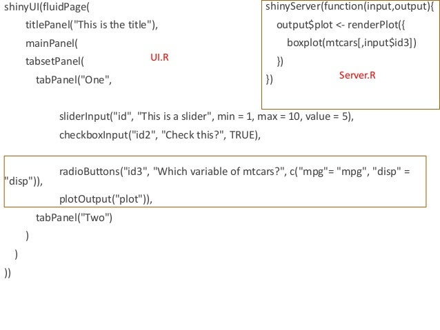 An R shiny demo for IDA MOOC facilitation, Developing Data
