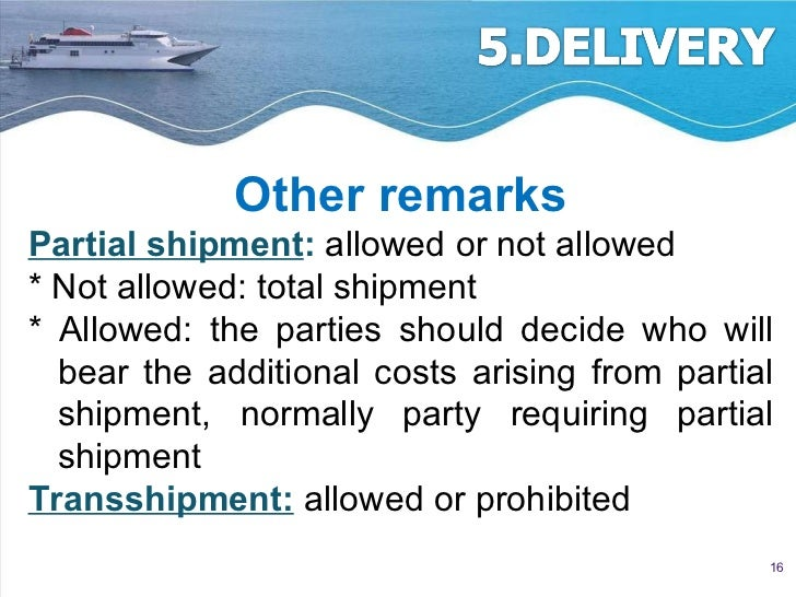 maritime sales contract Maritime sales contracts contracts between vessel owners and charterers concerning the water transportation of goods are technically known in admiralty law as contracts of affreightment the charterer agrees to pay a freight charge for cargo space the voyage, amount of cargo space, and time of delivery will all be covered by the contract.