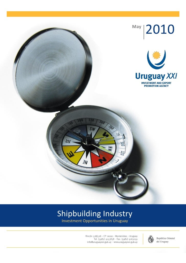 May                                             2010                                             0Shipbuilding Industry In...