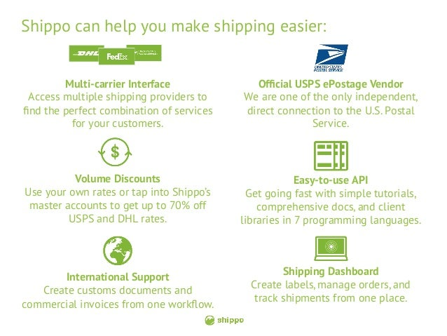 Shipping, the first and last impression for your e-commerce business