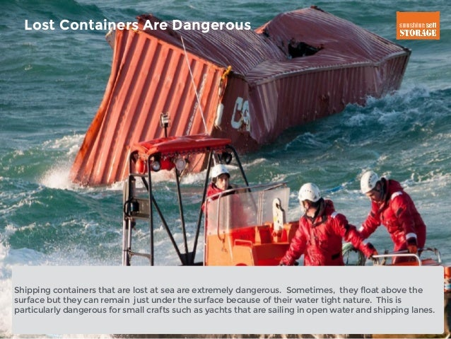 Shipping Container Facts