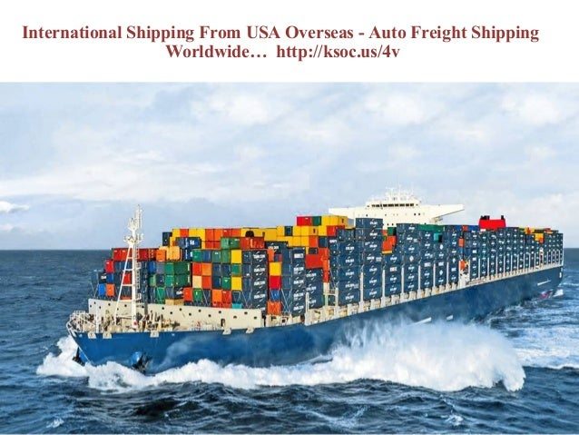 How to Get Best Online Shipping Deals from USA Shipping