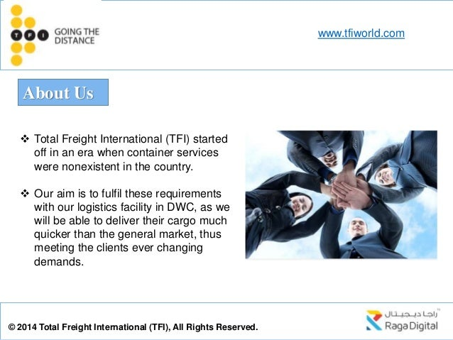 Logistics Companies In Uae