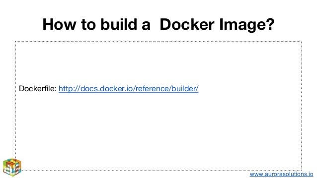 ship python apps with docker
