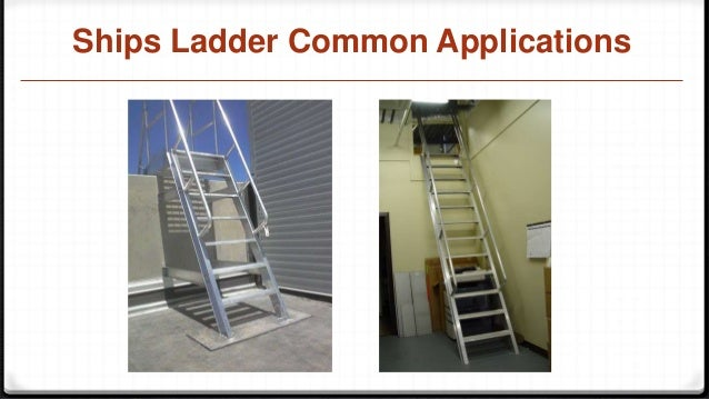 Ships Ladder Osha Code 1910 25 And Ibc 1011 15 Code