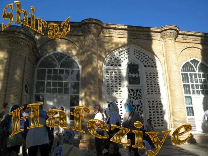 Shiraz Hafeziye
