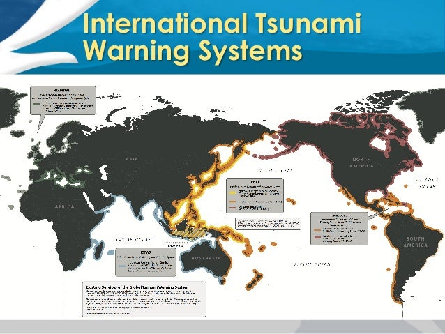 Pacific Tsunami Warning Center Introduction To Enhanced