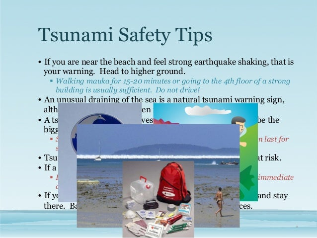 tsunami lessons from the impossible