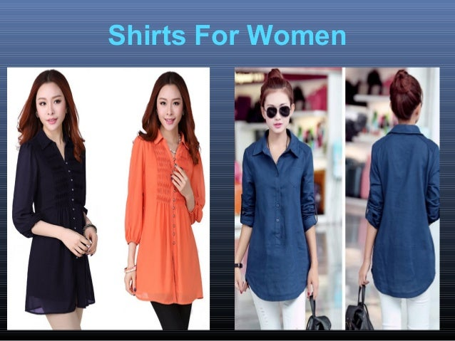 Shirts For Women