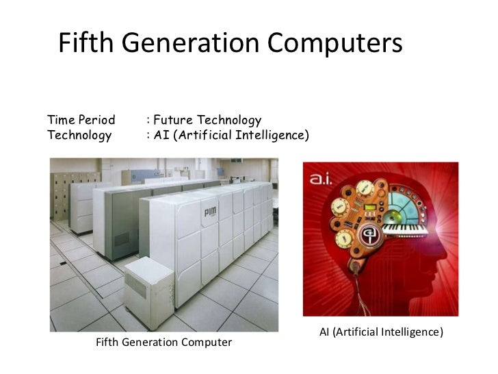 the computer generations It is amazing to look at all that has transpired in technology in relatively a blink of an eye in a span of 71 years, about as long as many baby boomers have been alive, computers have gone.