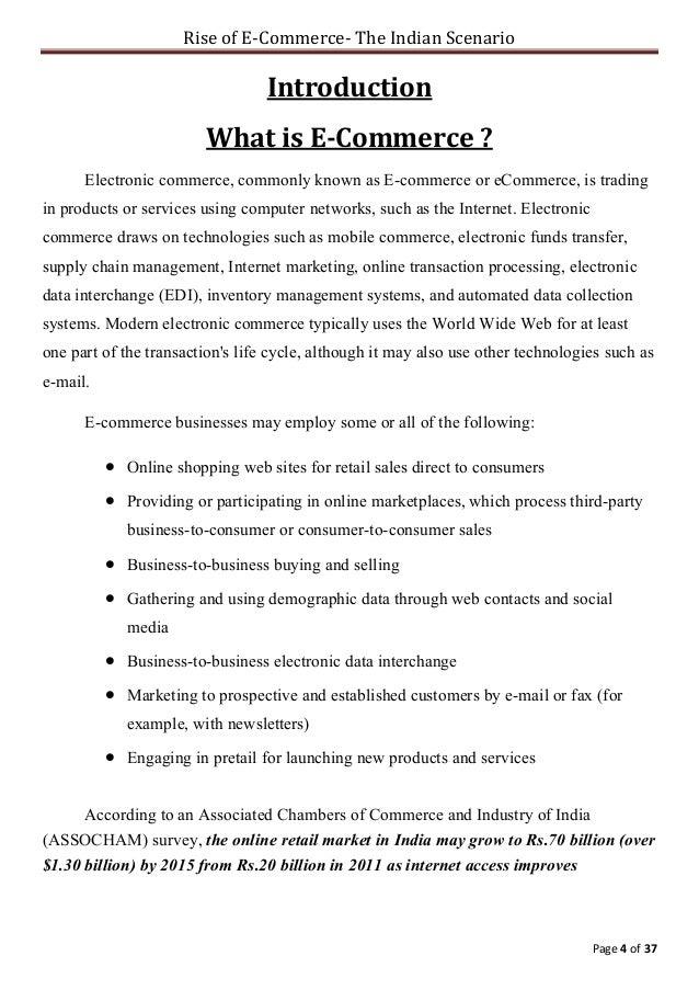 Commerce pdf e