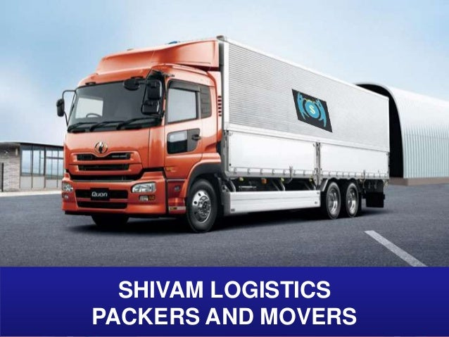 SHIVAM LOGISTICS PACKERS AND MOVERS