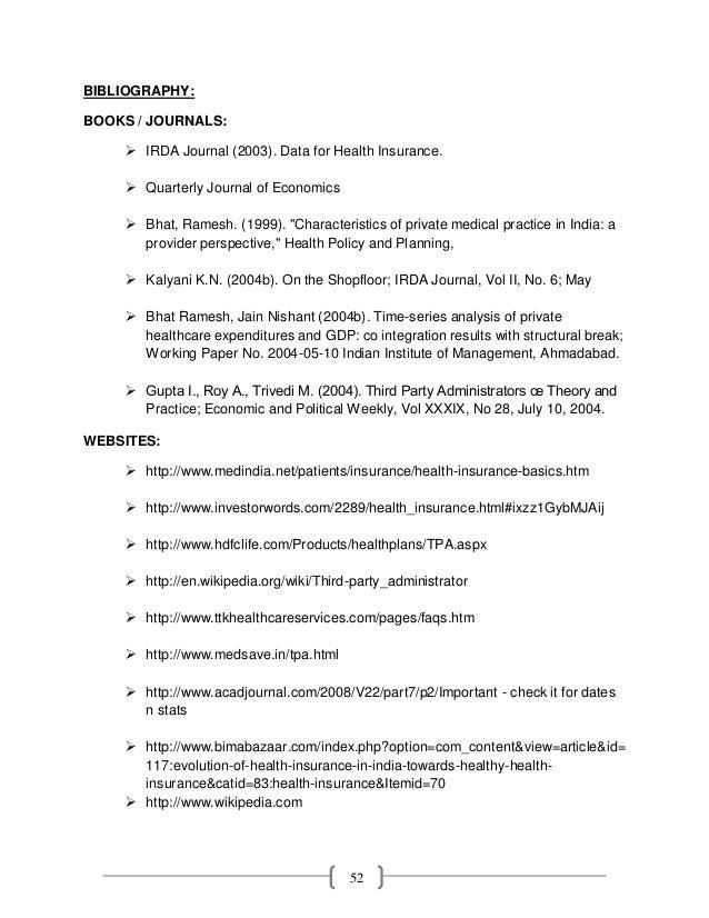 Health insurance on