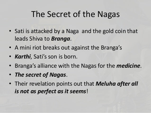 The Secrets Of Nagas Book