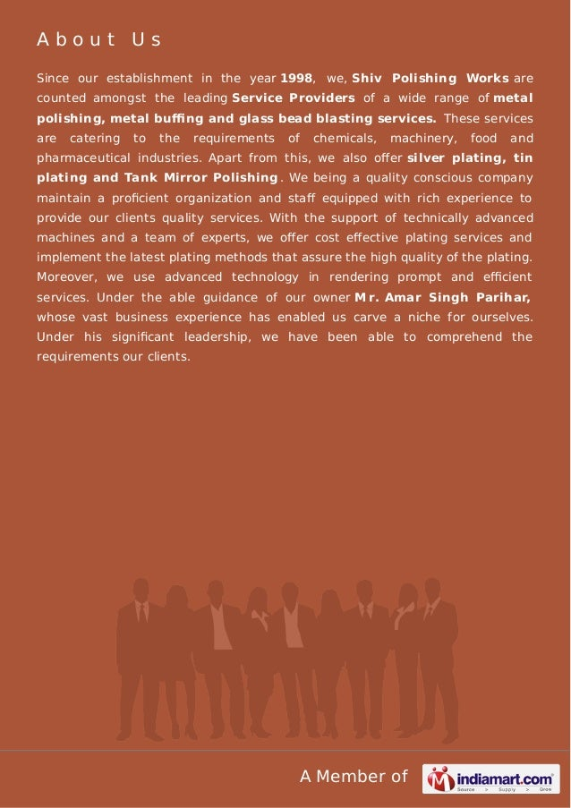 ASP Ultra Coating, Maharashtra, Plating Solutions Slide 2