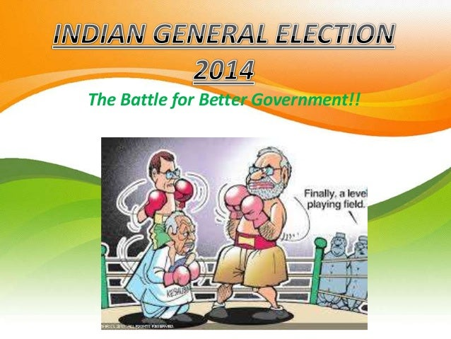 The Battle for Better Government!!