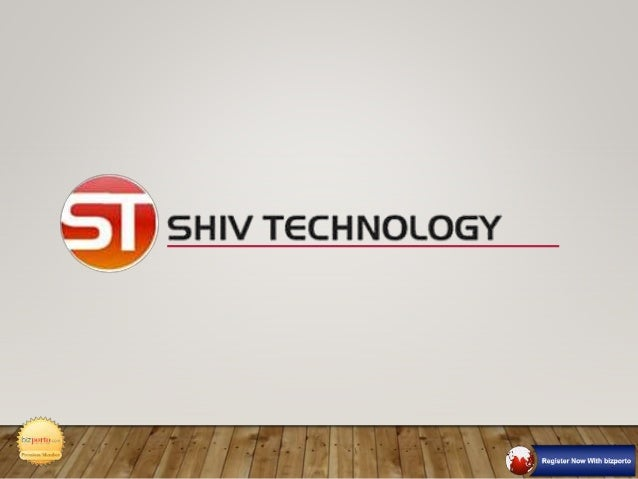 """ABOUT US • Shiv Technology"""" is an Automation Solution Provider Company established in 2012 working in partnership with lea..."""