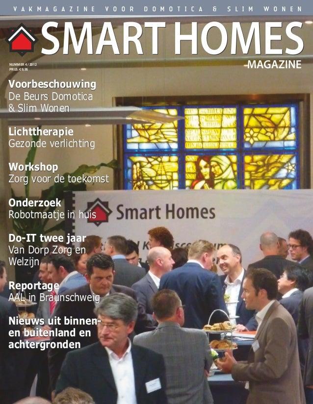 smart homes magazine september 2012. Black Bedroom Furniture Sets. Home Design Ideas