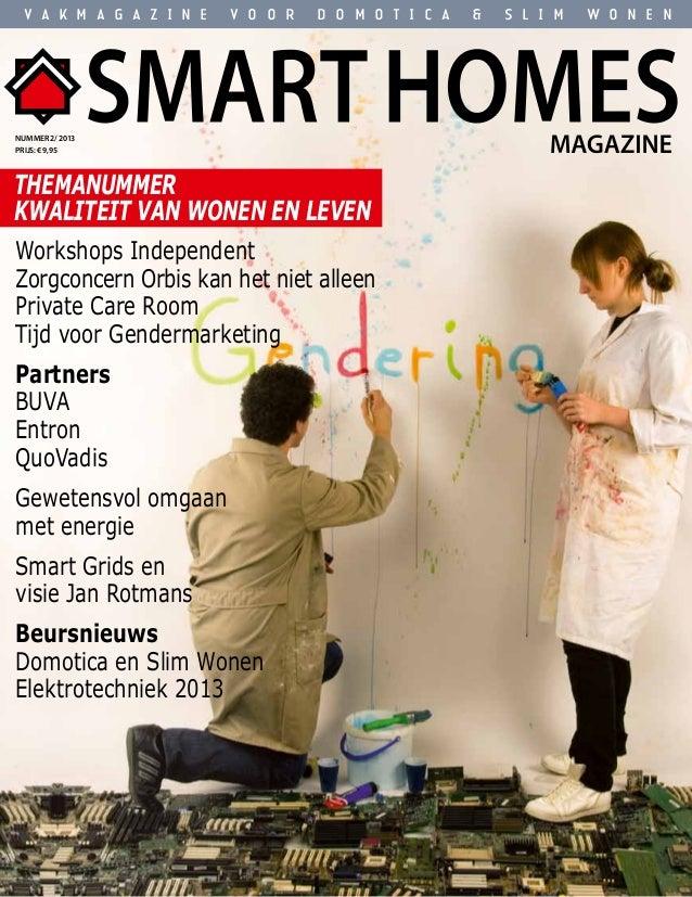 smart homes magazine mei 2013. Black Bedroom Furniture Sets. Home Design Ideas