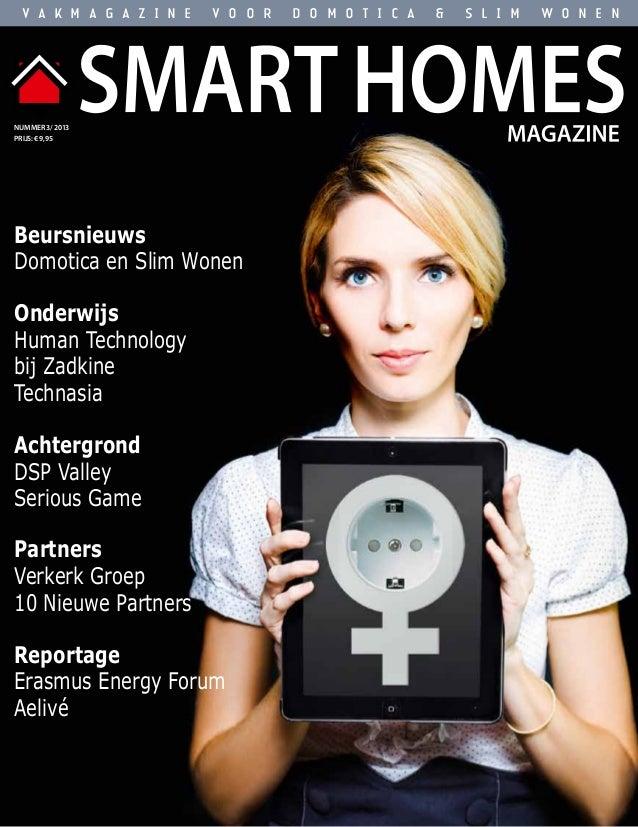 smart homes magazine september 2013. Black Bedroom Furniture Sets. Home Design Ideas