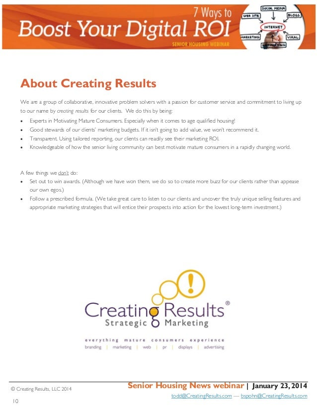 About Creating Results We are a group of collaborative, innovative problem solvers with a passion for customer service and...