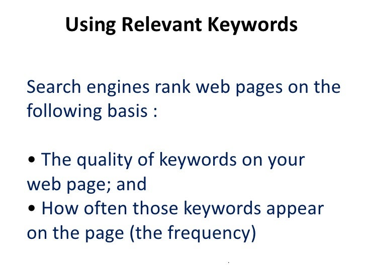 Benefits of SEOSEO drives traffic to your websitesfrom search engines by bringing yourwebsite to the notice of prospective...