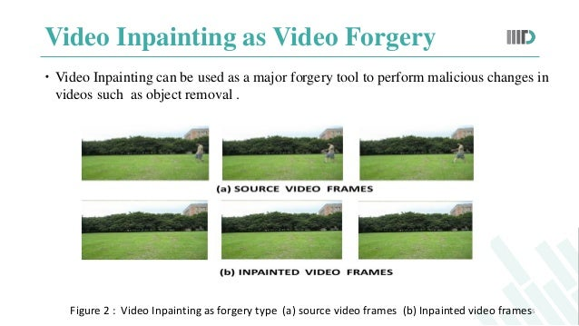 Video Inpainting detection using inconsistencies in optical Flow