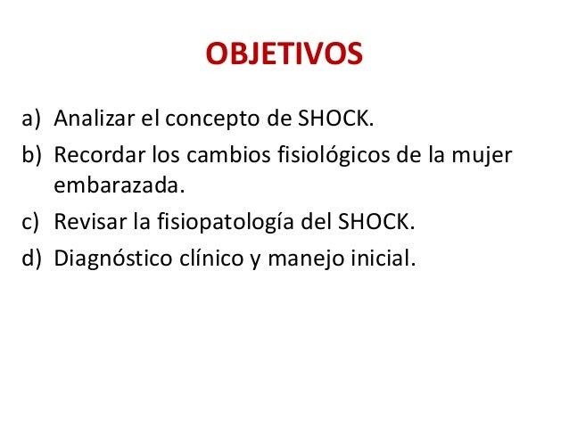 Shock en obstetricia Slide 2