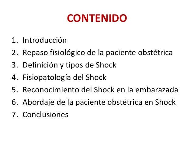 Shock en obstetricia Slide 3