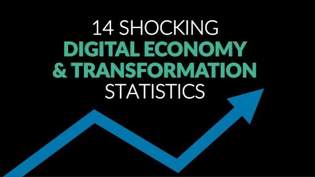 14 SHOCKING DIGITAL ECONOMY & TRANSFORMATION STATISTICS