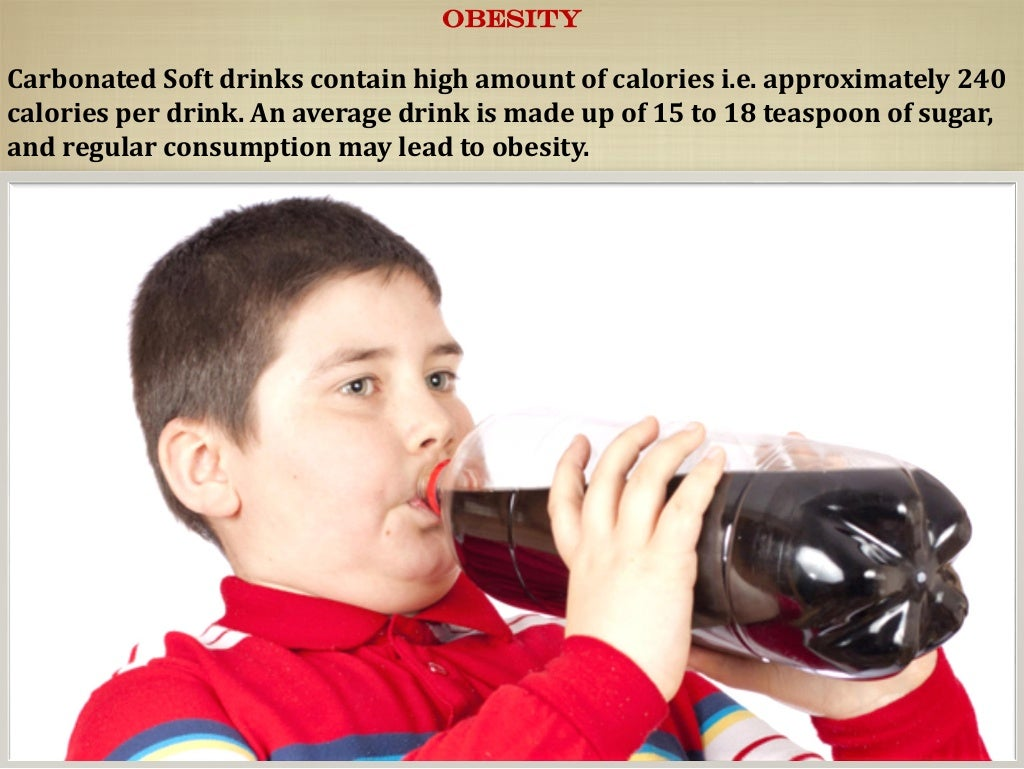 Bad Effects Of Soft Drinks Ppt