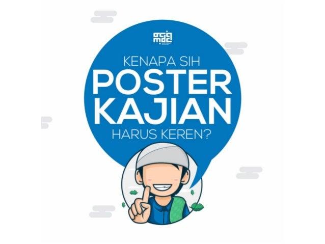 Shodaqah Desain Kajian (FREE) Oleh MDC Chapter Malang