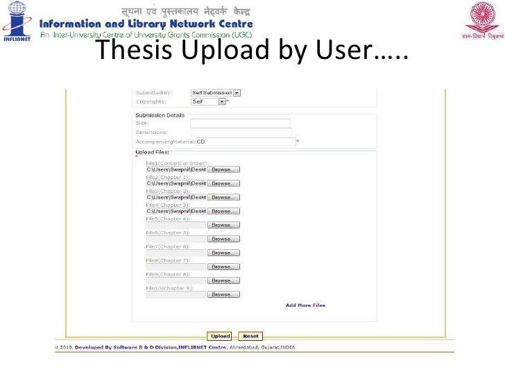 shodhganga ugc thesis