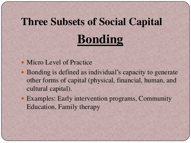 Unraveling Evidence Based Practices And Social Capital Role Of Soci