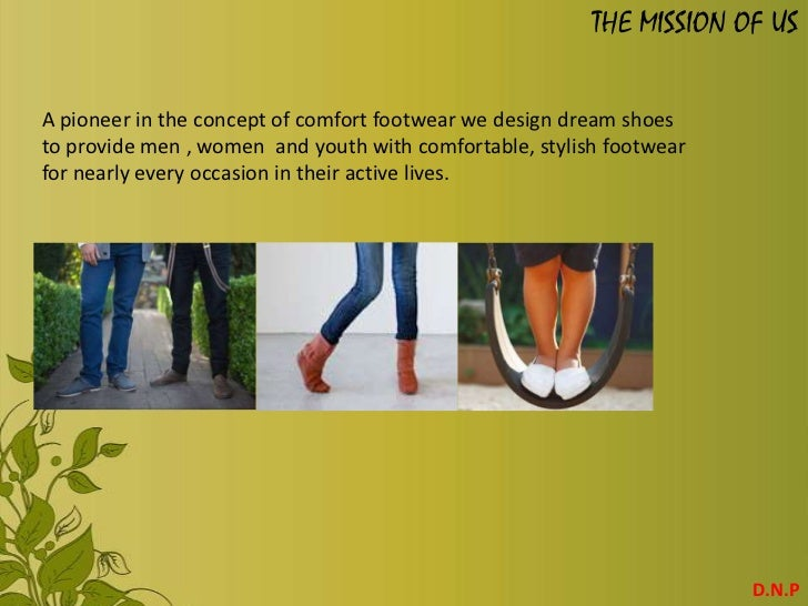b69883211 US - SHOES D.N.P  2. THE MISSION OF USA pioneer in the concept of comfort  ...