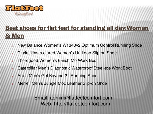 e6df589f69d standing shoes for flat feet shoes for standing all day ...