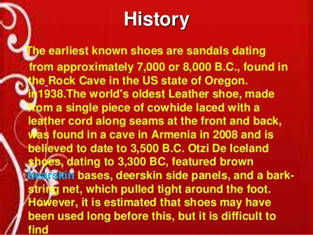 Shoes industry Slide 3