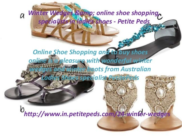 Buy Ladies Shoes Online | Online Shoe Shopping - Petite PedsShoes onl…