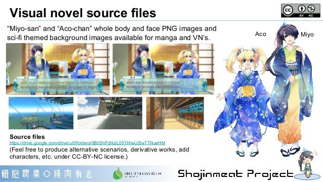 Visual novel source files Source files https://drive.google.com/drive/u/0/folders/0B0ShPzNziL05THlwU2IwTTNueHM (Feel free ...