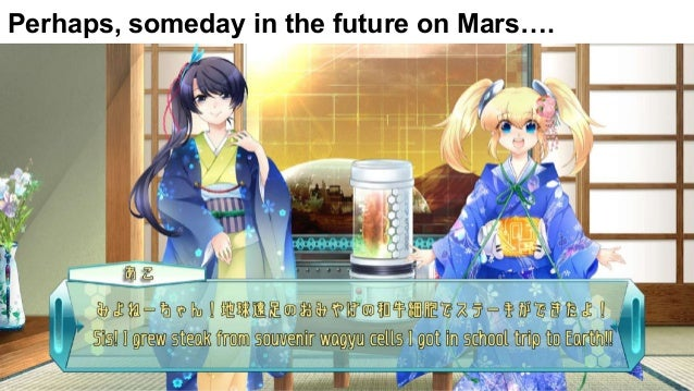 Perhaps, someday in the future on Mars….