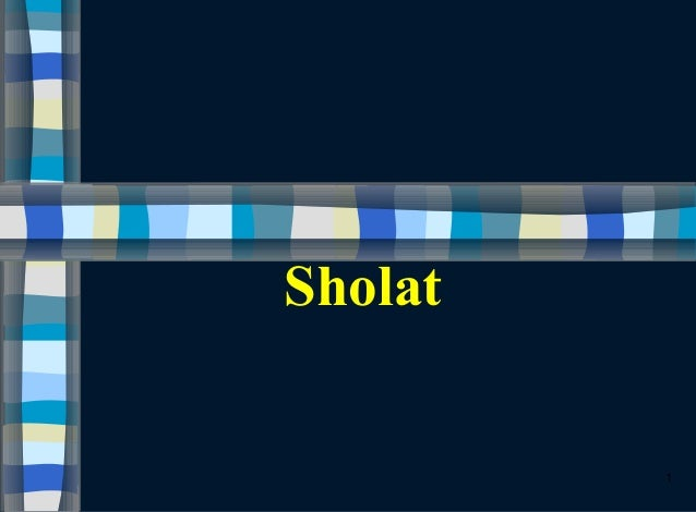 1Sholat