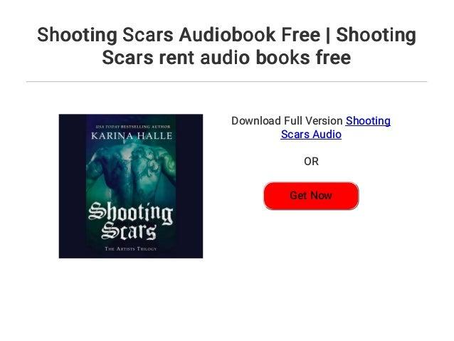 shooting scars halle karina