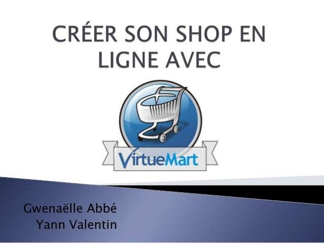 Gwenaëlle Abbé Yann Valentin