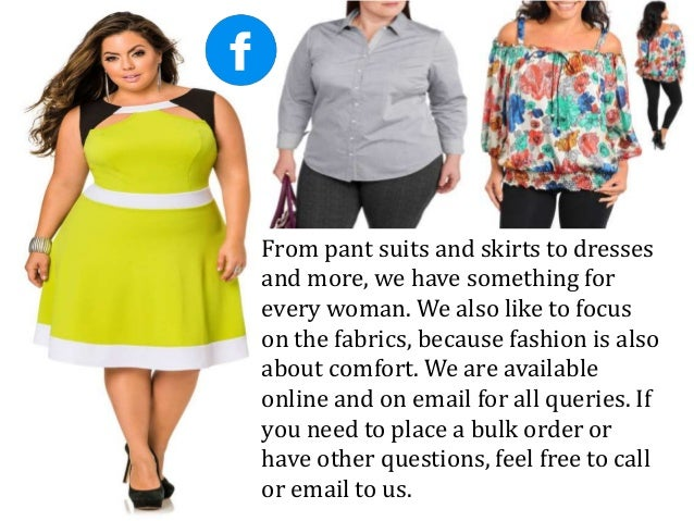 Nice plus size clothing stores