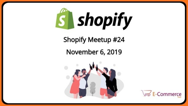 How to sell more Products with your SHopify Store | Meetup #24