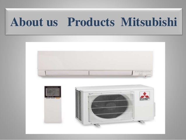 Shop Mitsubishi Ductless Split System For Home; 2.